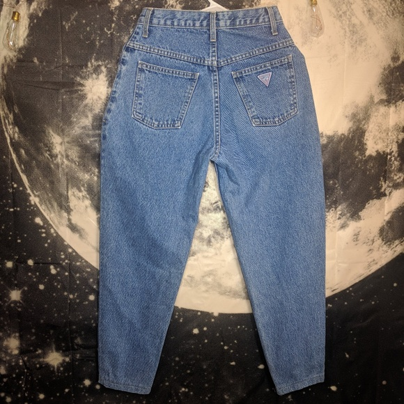 Vintage 80's GUESS High Waisted Mom Jeans